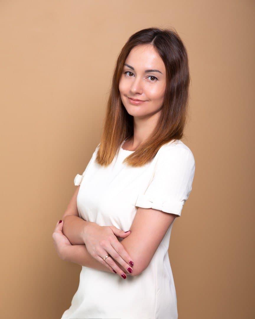 SMM-менеджер Екатерина Кузьмина