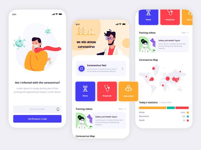 дизайнер мобильных приложений опыт